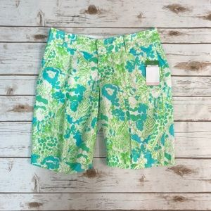 NWT Lilly Pulitzer Chipper Shorts
